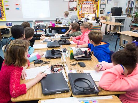 Santa Rosa School-Overcrowding