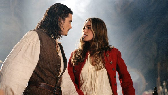 Love blossoms between childhood friends Will Turner