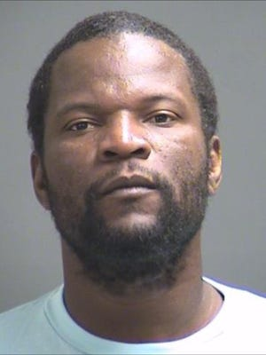 Mugshot of Terrance Lamb