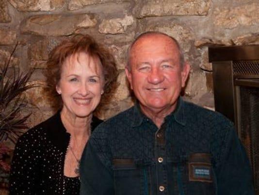 John and Kay Tigert