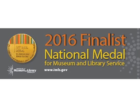 The Woodson Art Museum is a finalist for the National