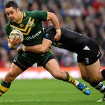 Jarryd Hayne, a bona fide rugby star in Australia, wants to give the NFL a shot.