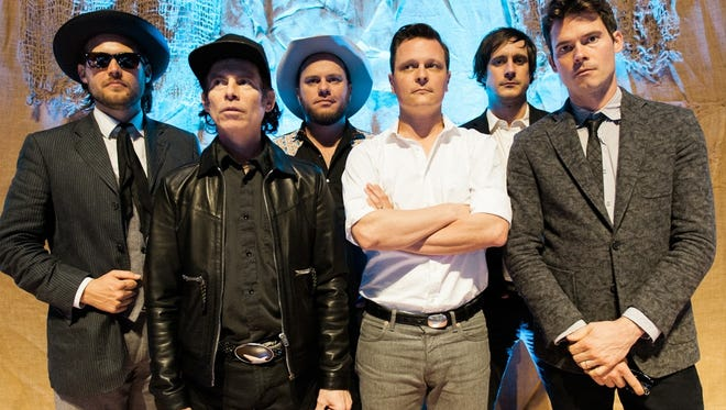 Old Crow Medicine Show will perform June 2 at the Iroquois Amphitheater.