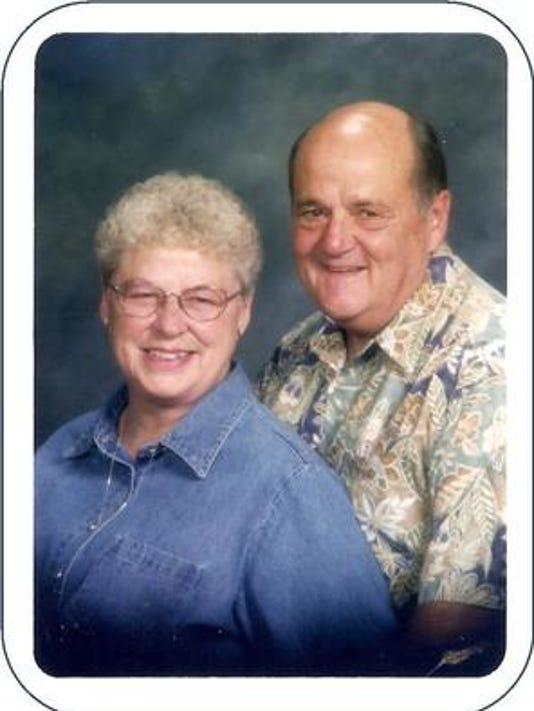 Anniversaries: Gene VanderHeydeh & Mikell VanderHeyden