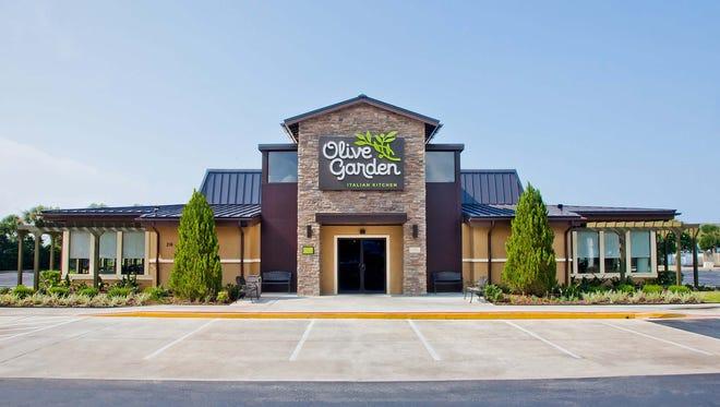 Olive Garden is set to open in Harrisonburg in the summer of 2017.