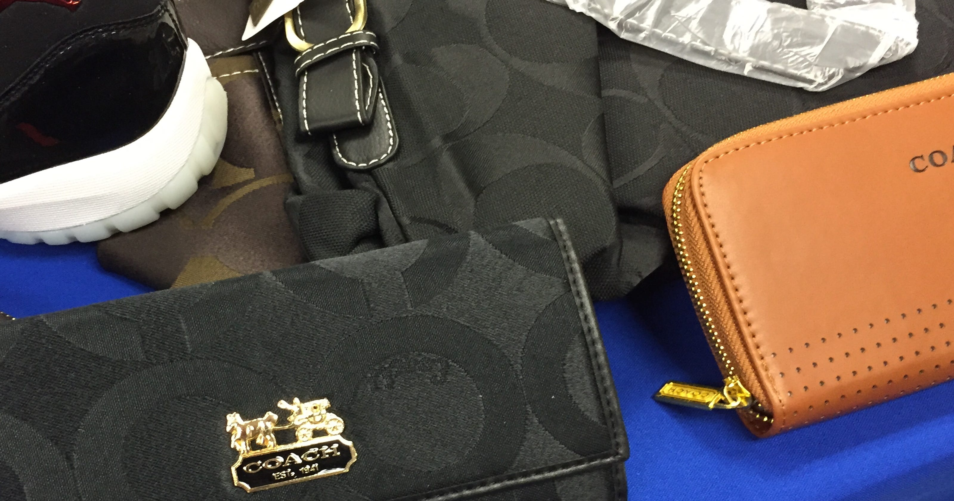 80cde26f70762 Shoppers warned about fake websites selling knockoffs