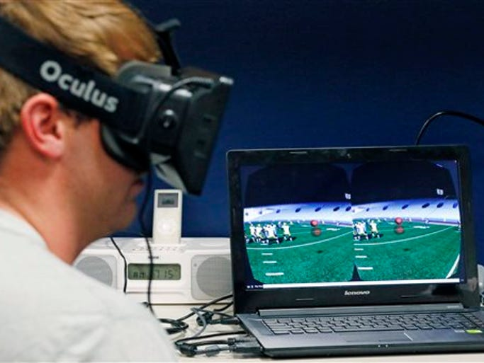 news articles virtual reality hits will make working more
