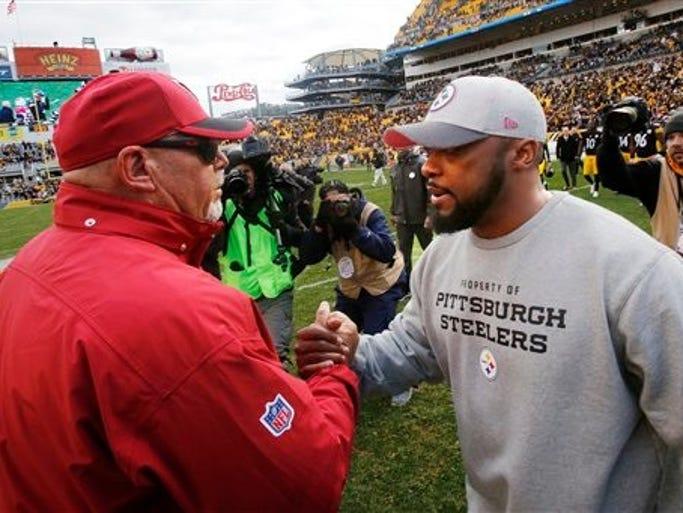 Arians Returns But Steelers Top Cardinals 25 13
