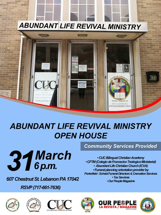 Abundant Life Revival Ministry