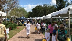 Water Fest, organized by the City of Stuart and Students4H20,