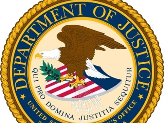U.S. Attorney's Office logo