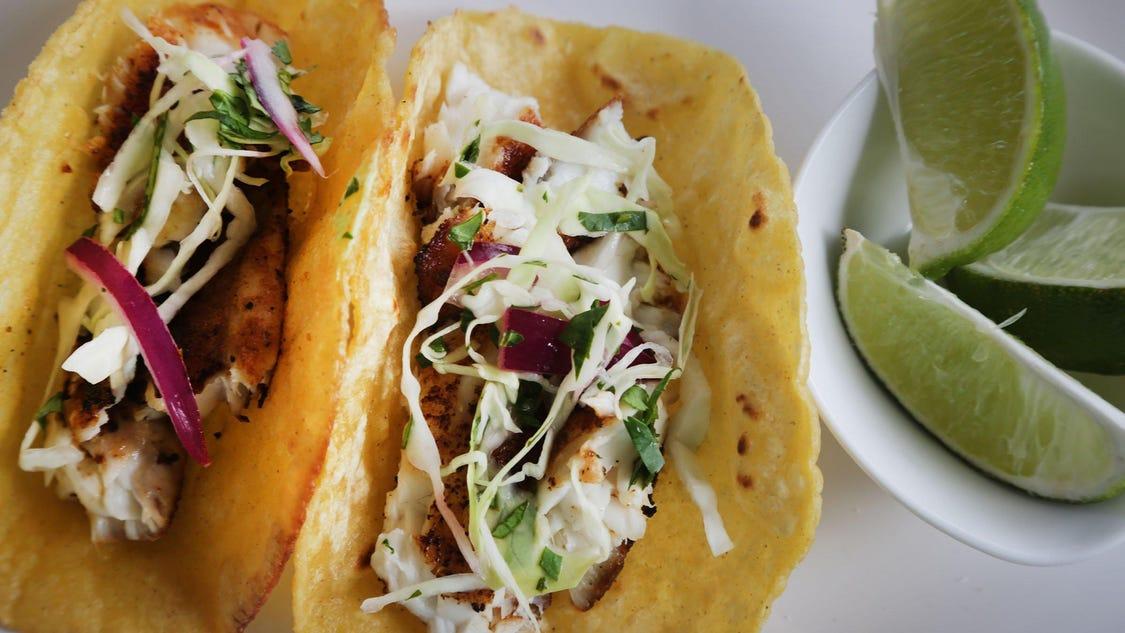 blackened fish tacos sauce - photo #19