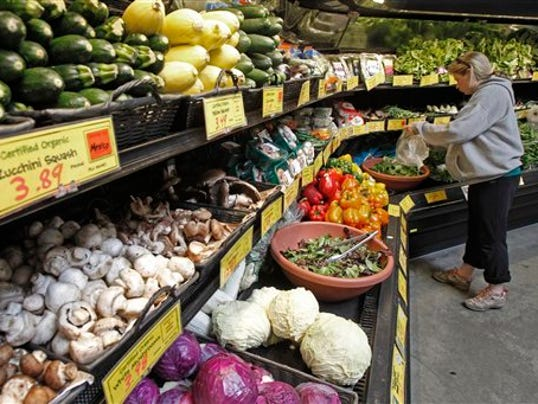 Genetically Modified Foods Labeling 5 Things