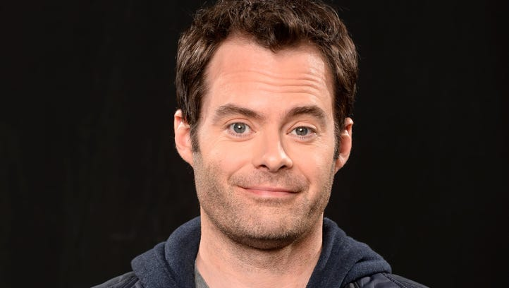 Bill Hader on how HBO's unhappy hitman 'Barry' echoes his anxiety on 'Saturday Night Live'