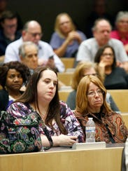 Rockland residents attend a candidate debate hosted