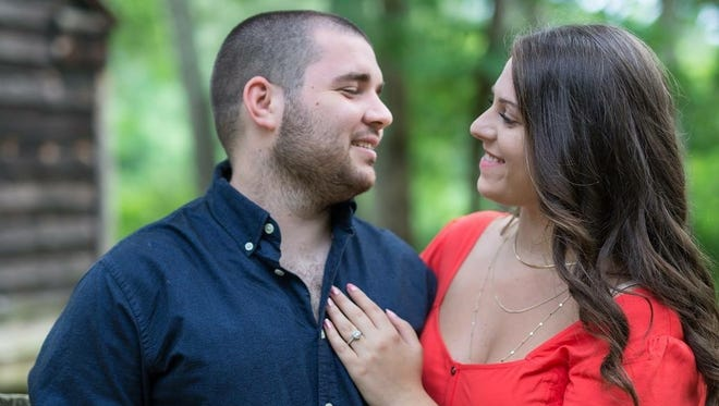 Crystal Marie Holt and Kevin-Michael Bauman