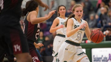 Ashley Steffeck taking over record book as she helps Fossil Ridge to Sweet 16