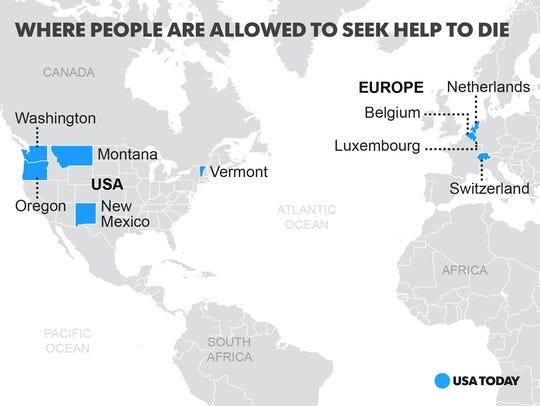 Source: Swiss nonprofit Dignitas