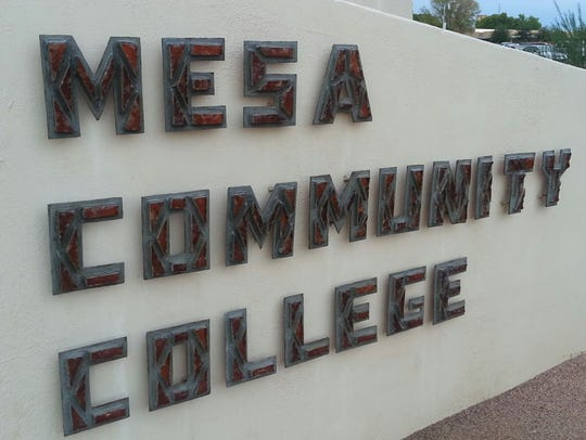 Mesa Community College will have college advisers at