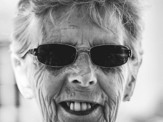"""""""When I get older, I want to travel, entertain and cook,"""" Mary, 76, said."""