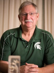 Dave Wartinger, associate professor of osteopathic