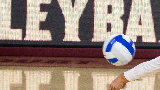 Arizona high school volleyball rankings for Oct. 20, 2014.