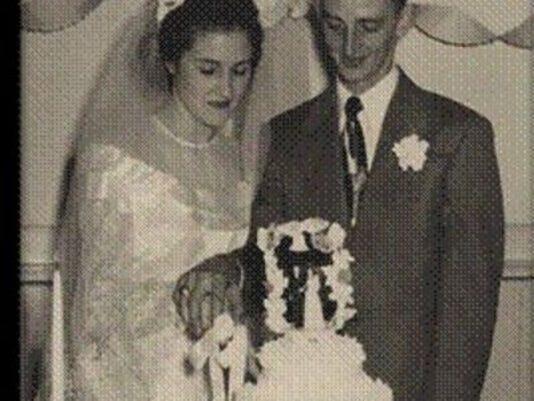 Anniversaries: Robert Creasey & Patsy Ann (Knopp) Creasey