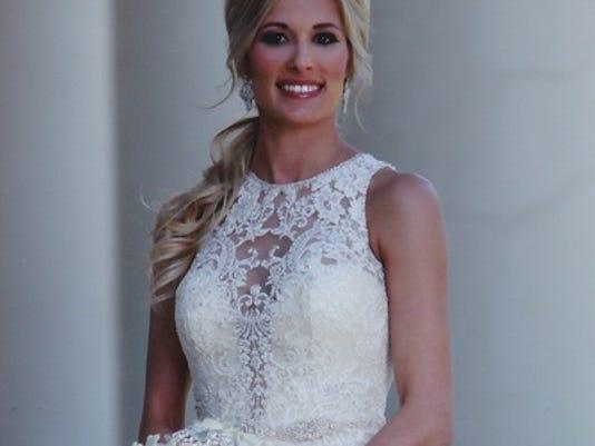 Weddings: Natalie St. Claire Rader & Joshua Garret Dworaczyk
