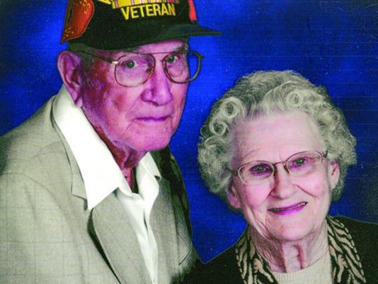 Anniversaries: Bert Moore & Imogene Moore