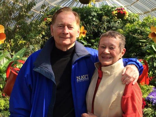 Anniversaries: Allan Claypool & Catherine Claypool