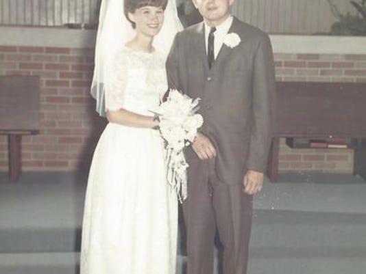 Anniversaries: Rex M. Joseph & Carol Sue Hartley