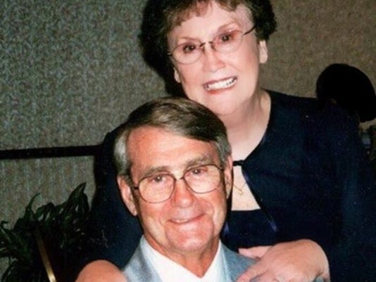 Anniversaries: John Collins & Betty Collins