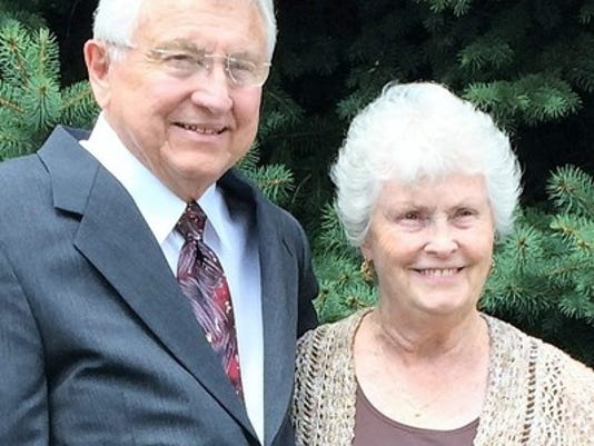 Anniversaries: Thomas Hazelgrove & Jewell Hazelgrove