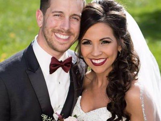 Weddings: Roberta Rolley & Craig Rolley