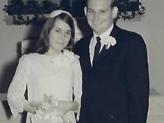 Anniversaries: Ronnie Seay & Patricia Seay