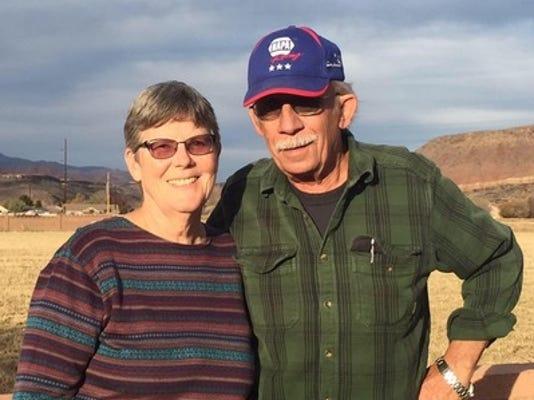 Anniversaries: Tom Schonhoff & Sue Schonhoff