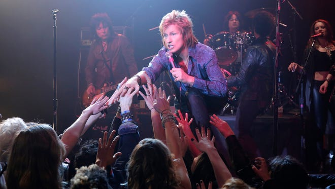 Denis Leary as Johnny Rock on the FX television series 'Sex&Drugs&Rock&Roll'