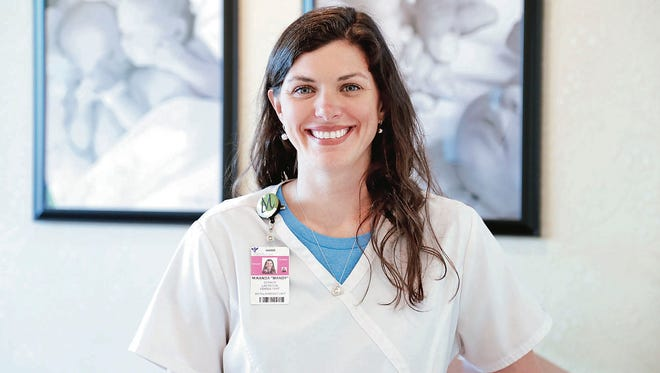 Mandy Schaub, a Bon Secours St. Francis certified lactation consultant, says breast-feeding classes can offer many benefits.
