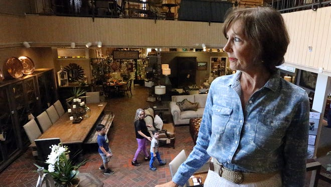 Melissa O'Rourke, president of Charlotte's at 5411 N. Mesa, announced Friday the family-owned store will close after 66 years later this year.
