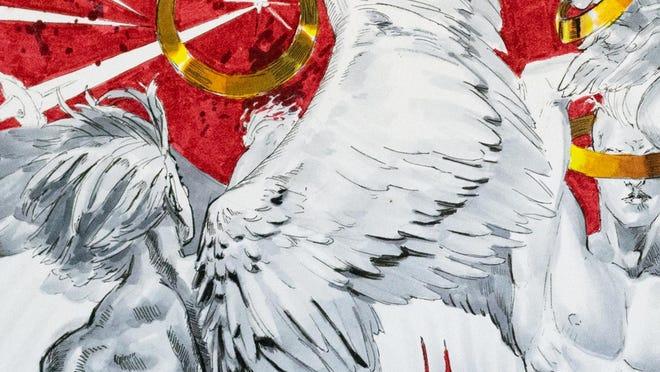 """""""Icarus Retold"""""""