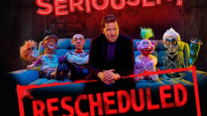 The Jeff Dunham: Seriously? tour slated to come to Dodge City, has been rescheduled to Friday, Aug. 13, 2021, at United Wireless Arena. Tickets remain on sale and original tickets purchased will be honored.