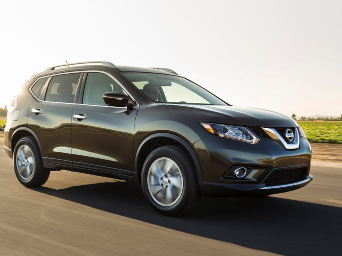 The 2014 Nissan Rogue reflects major overhauls in the chassis, body, interior and even the transmission.