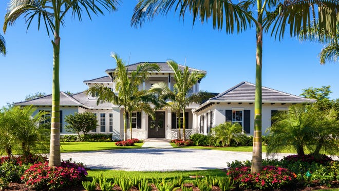 Diamond Custom Homes' Magnolia model in Quail West has been sold.