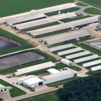 DNR weighing large dairy project