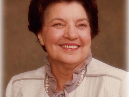 Evelina Dejean Abdalla, 99  Co-owner of Abdalla's Department