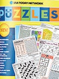 USA TODAY Network Puzzle Book.