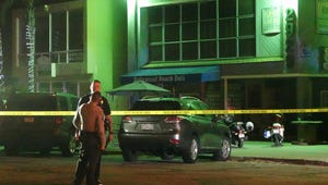 Authorities were investigating a shooting Sunday night in Oxnard. Police responded to the scene on the corner of Harbor Boulevard and Ocean Drive in the Hollywood Beach neighborhood.