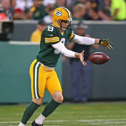 Packers punter Tim Masthay has been strong this season