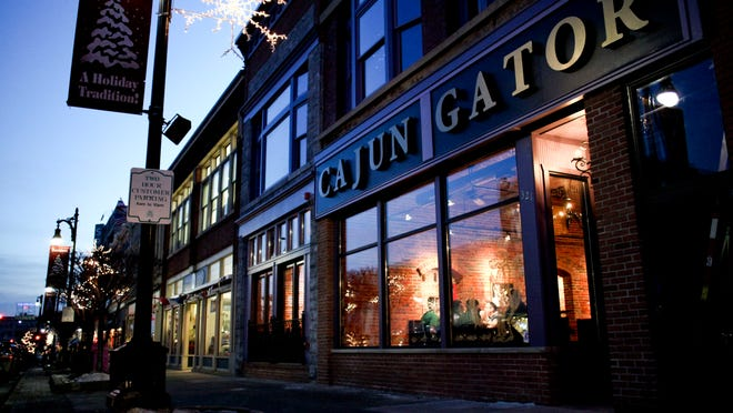 The Cajun Gator opened in downtown Port Huron on Dec. 28. It closed Wednesday. A new restaurant is planned for the location on Huron Avenue.