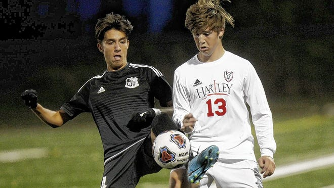 Senior defender Enrique Monzalvo, who was first-team all-league last season, is expected to be among the top performers for Central and 18th-year coach Dave Pence.